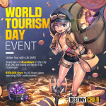 [EVENT] World Tourism Day Event