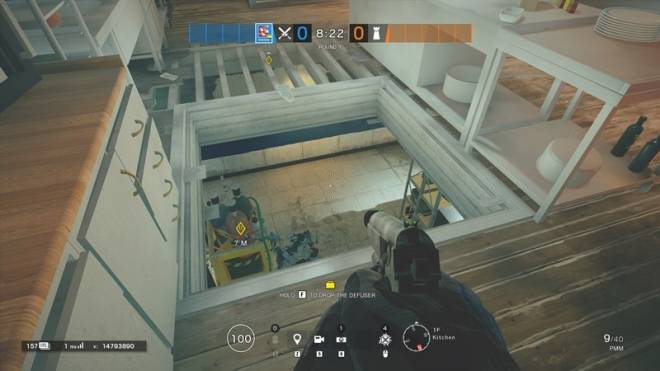 "Rainbow Six: Guides - Guide to playing ""Fuze"" on ""Club House"" image 50"