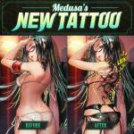 [EVENT] MEDUSA's New Tattoo