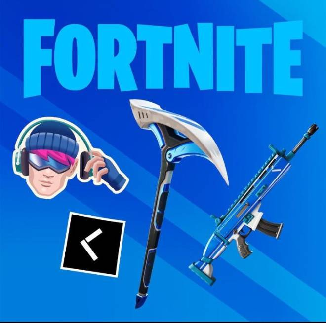Fortnite: Battle Royale -  PLAYSTATION PACK 11 IS NOW  𝔸𝕍𝕀𝕃𝔸𝔹𝕃𝔼!  image 1