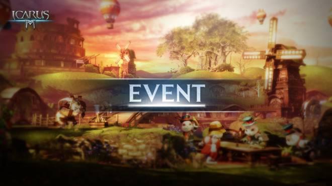 Icarus M: Riders of Icarus: Event - Special Login Rewards! image 1