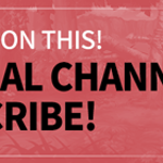 Follow our official Channel and get Rewards!
