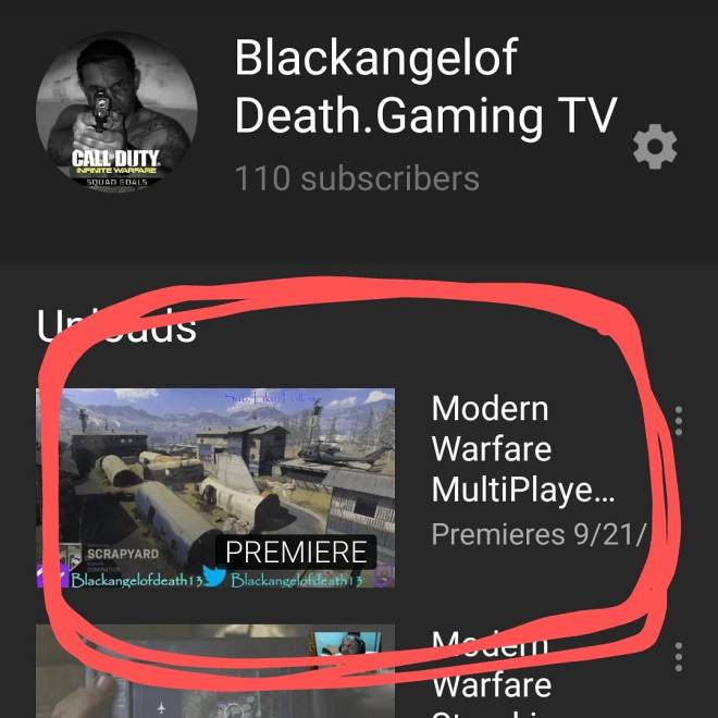 Call of Duty: General - Youtube new video up image 2