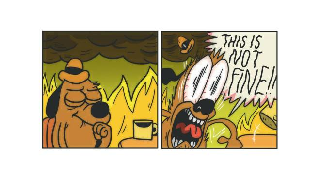 Rainbow Six: General - This is fine right? image 2