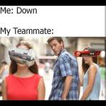 Another day in Apex Legends