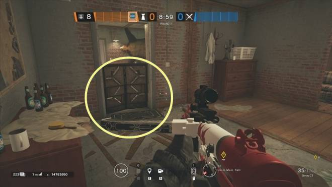 """Rainbow Six: Guides - Guide to playing """"Frost"""" in """"Oregon"""" image 12"""