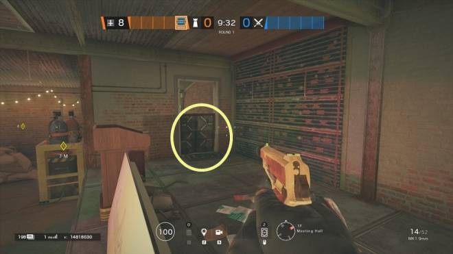 "Rainbow Six: Guides - Guide to playing ""Frost"" in ""Oregon"" image 26"