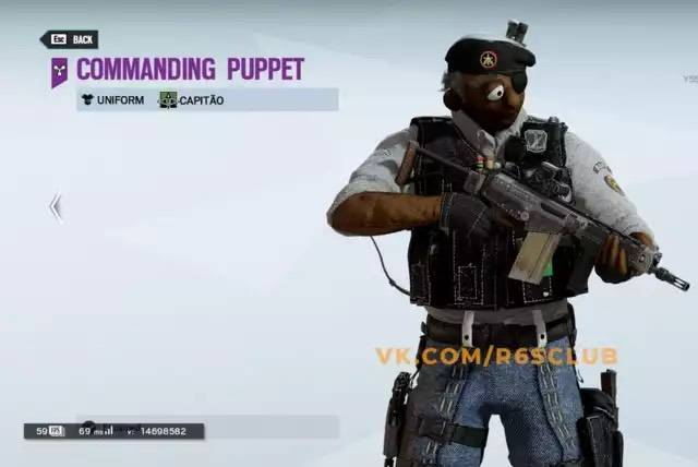 Rainbow Six: General - What's going on here image 5