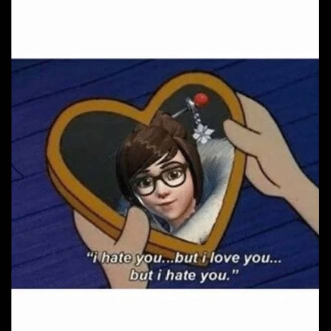 Overwatch: General - Anyone having the same situation? 🥺 image 1