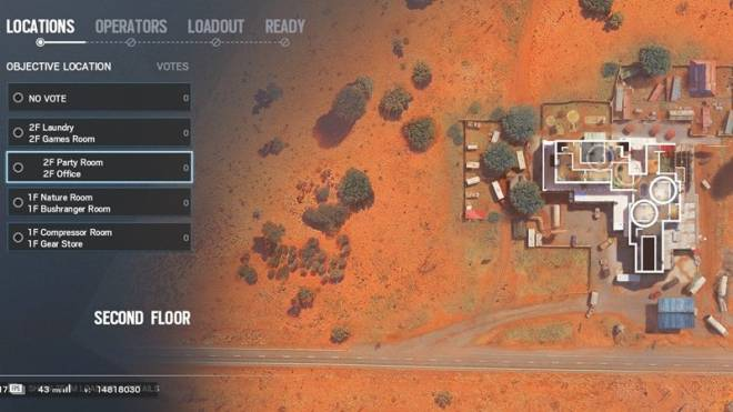 "Rainbow Six: Guides - Guide to playing ""Blackbeard"" in ""Outback"" image 2"