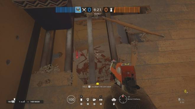 "Rainbow Six: Guides - Guide to playing ""Blackbeard"" in ""Outback"" image 36"