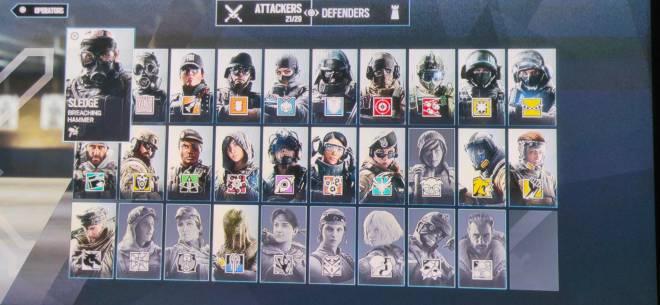Rainbow Six: General - Who should I buy next ? image 2