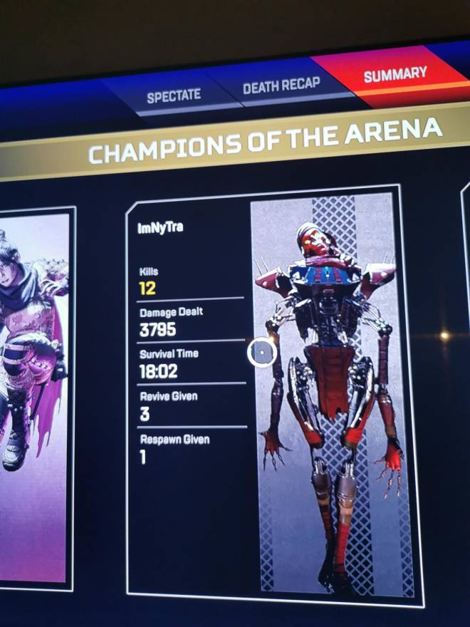 Apex Legends: Looking for Group - Lookin for very good European players for my friend list. My best games are below.  image 4