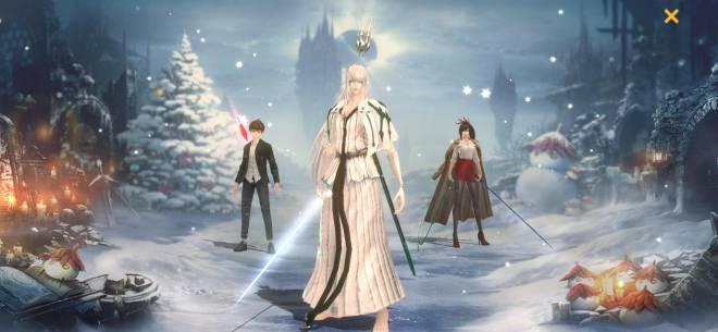 HEIR OF LIGHT: Show Off Your Collaboration Servant - Show off new image 2