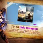 Tip #8 Solo Dungeon!