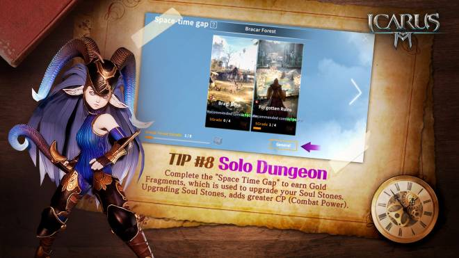 Icarus M: Riders of Icarus: Guide - Tip #8 Solo Dungeon! image 1