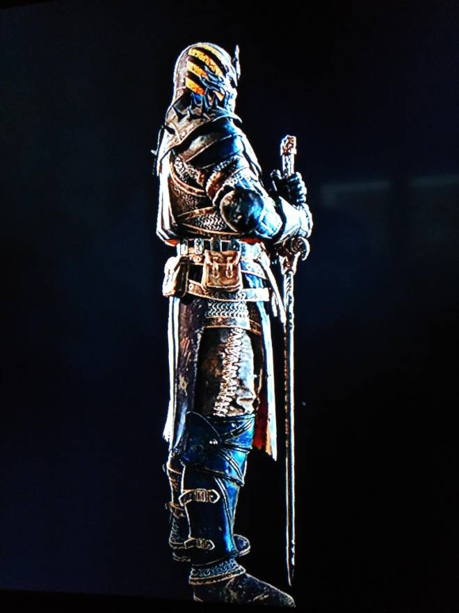For Honor: General - I tried to make my Warden a Blackstone legion elite    image 2