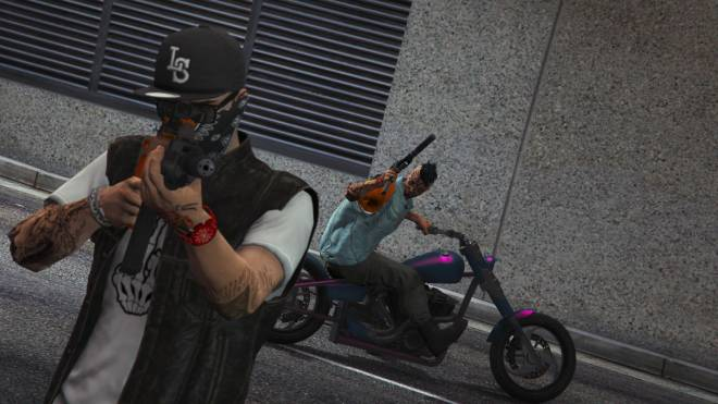 GTA: Promotions - Wolf Mob Motorcycle Club Now Recruiting image 6