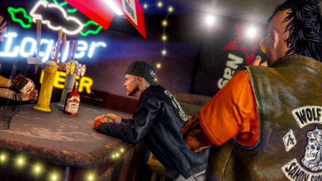 GTA: Promotions - Wolf Mob Motorcycle Club Now Recruiting image 3