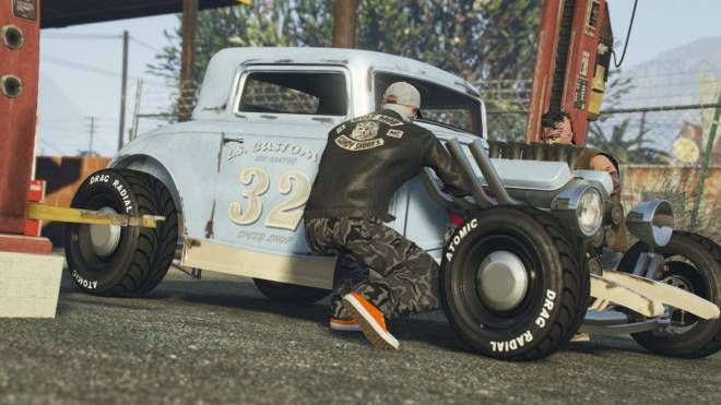 GTA: Promotions - Wolf Mob Motorcycle Club Now Recruiting image 7