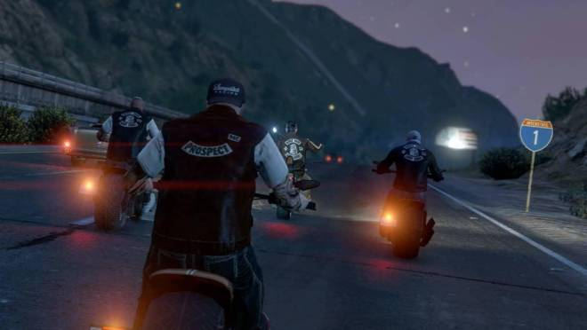 GTA: Promotions - Wolf Mob Motorcycle Club Now Recruiting image 5