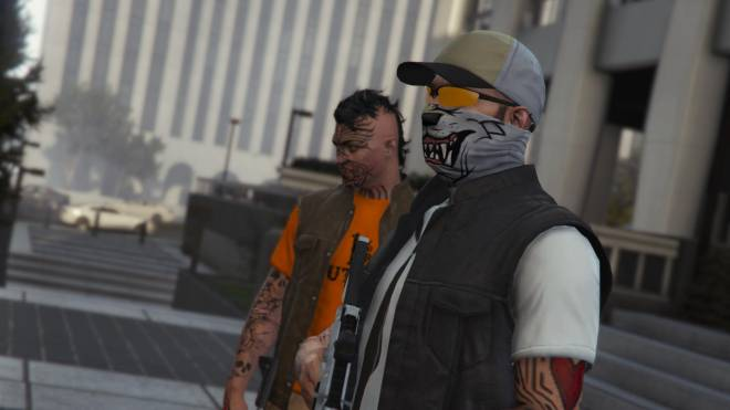 GTA: Promotions - Wolf Mob Motorcycle Club Now Recruiting image 9