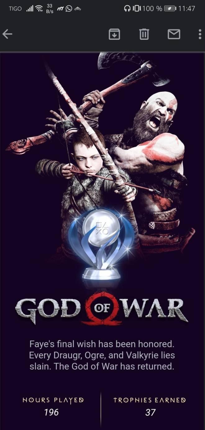 God of War: General - Finally got it image 2