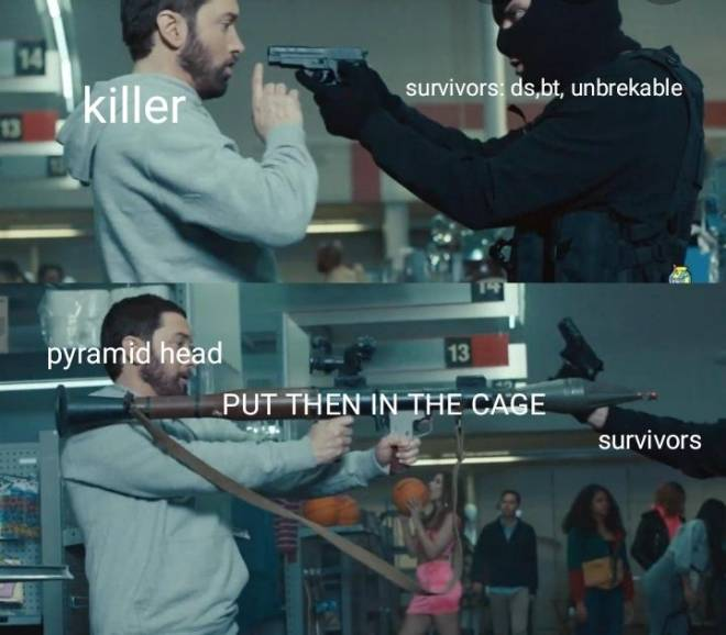 Dead by Daylight: Memes - Have Fun ! image 1