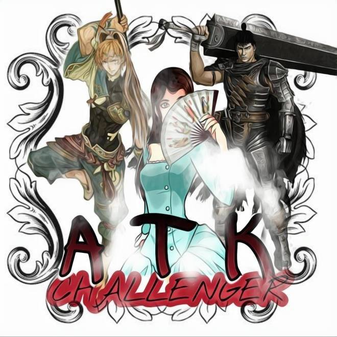 ATK CHALLENGER: Notice - Fan Art Winner Announcement! image 3