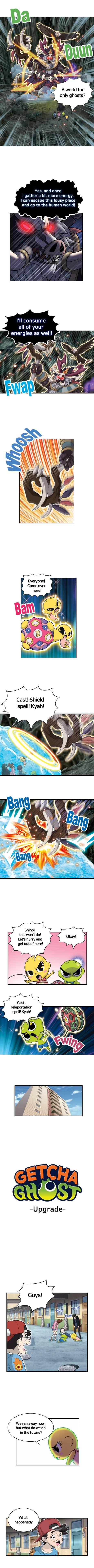 GETCHA GHOST: Featured - Webtoon -5 image 2