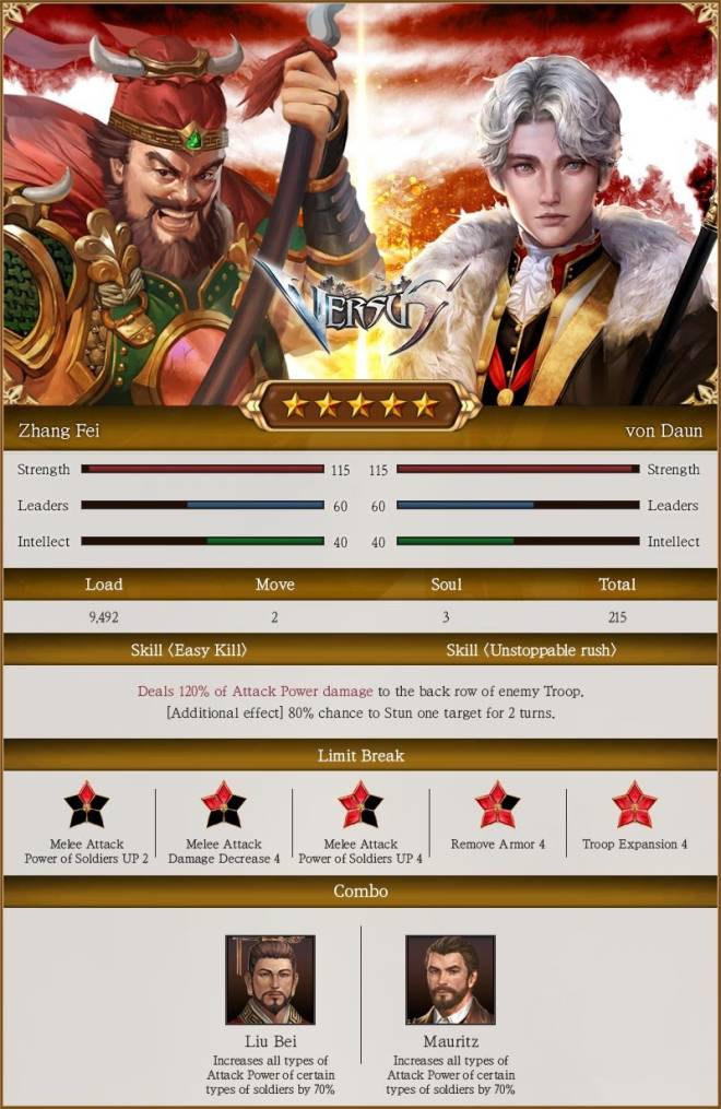 VERSUS : REALM WAR: Announcement - New Commanders of 3rd Week has Arrived! image 4