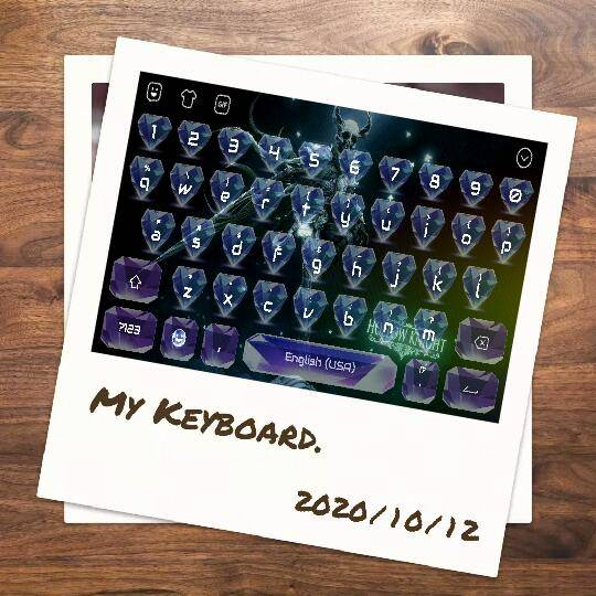 Indie Games: General - My ney hollow knight keyboard image 1