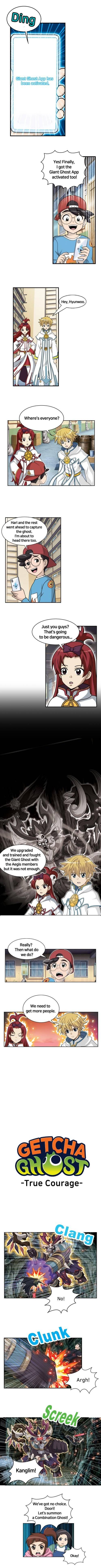 GETCHA GHOST: Featured - Webtoon -6 image 3
