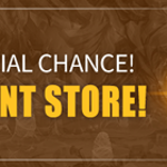 Don't miss out on this opportunity! Super Reinforcement Store!