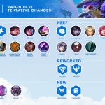 10.21 patch update