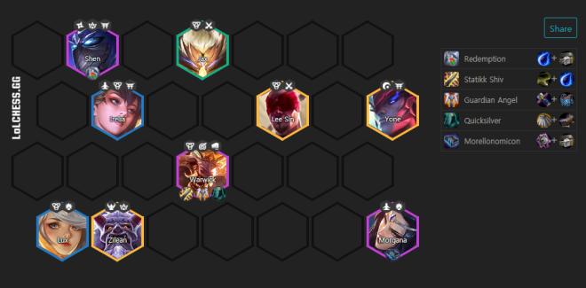 Teamfight Tactics: General - Divine deck op image 8