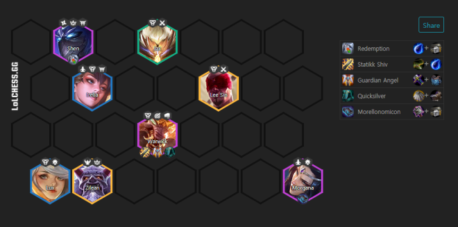 Teamfight Tactics: General - Divine deck op image 6