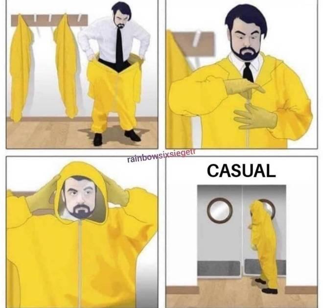 Rainbow Six: Memes - The Toxicity image 1