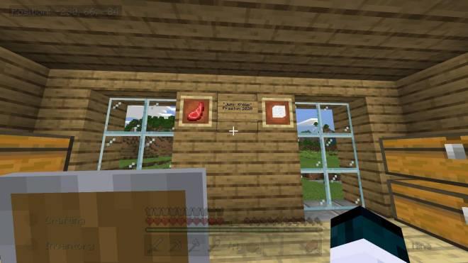 Minecraft: General - Jump sheep. image 2