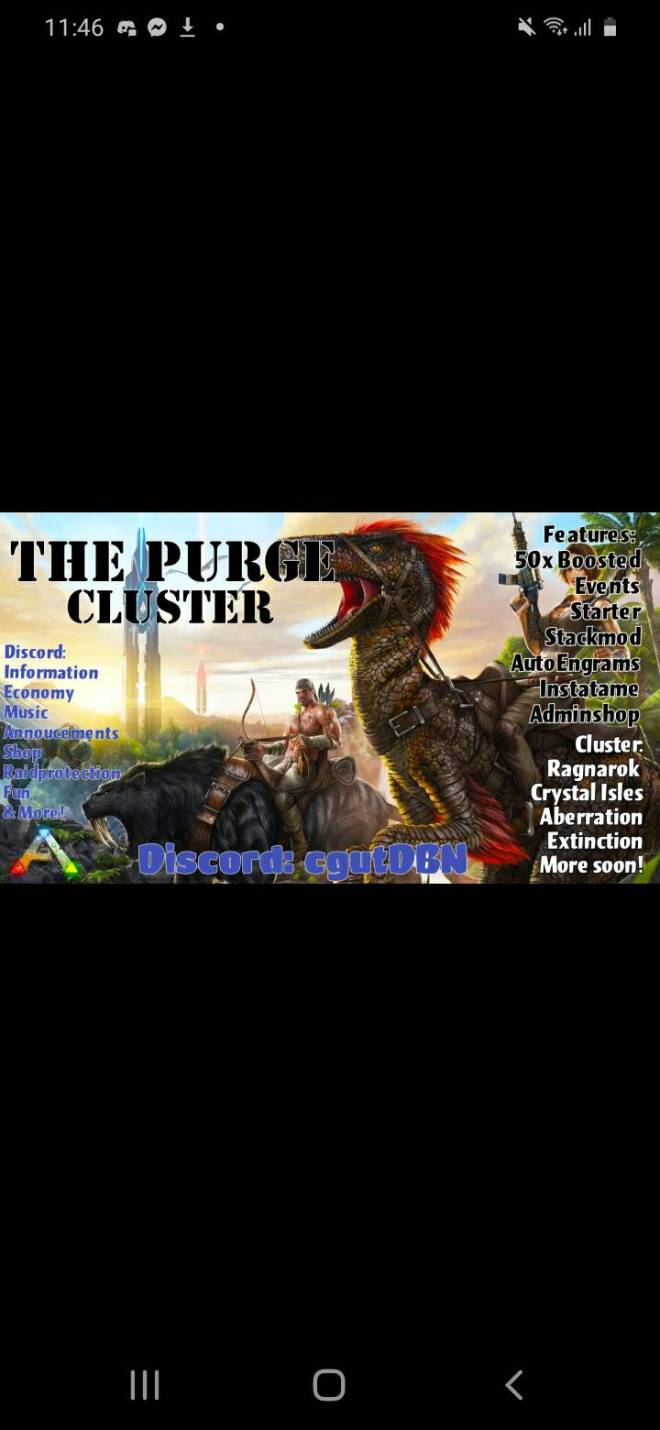 ARK: Survival Evolved: General - Ark ps4 pvp server! Active admins, discord shop is in game currency! I play this server myself! image 2