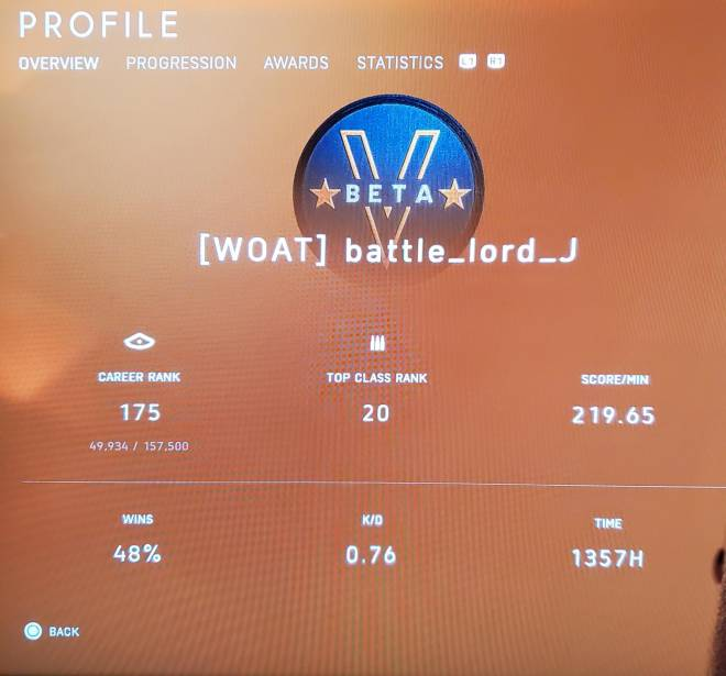 Battlefield: General - Wow fuck ton of hours image 1