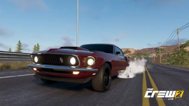 The Crew: General - Ford Mustang 429 Boss image 5