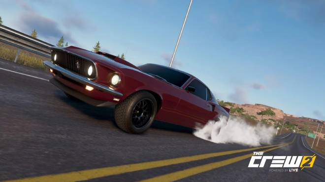 The Crew: General - Ford Mustang 429 Boss image 7