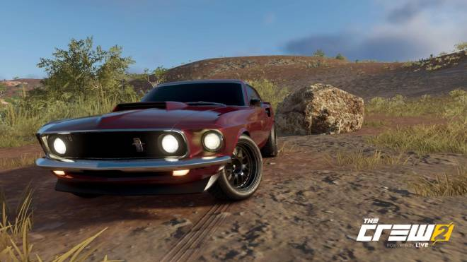 The Crew: General - Ford Mustang 429 Boss image 3