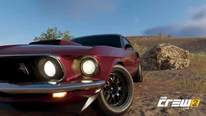 The Crew: General - Ford Mustang 429 Boss image 4