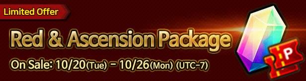 60 Seconds Hero: Idle RPG: Events - [Limited Offer] Red Ticket & Ascension Package image 22