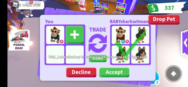 Roblox: General - Is it worth it (my dp is buisness monkey image 1