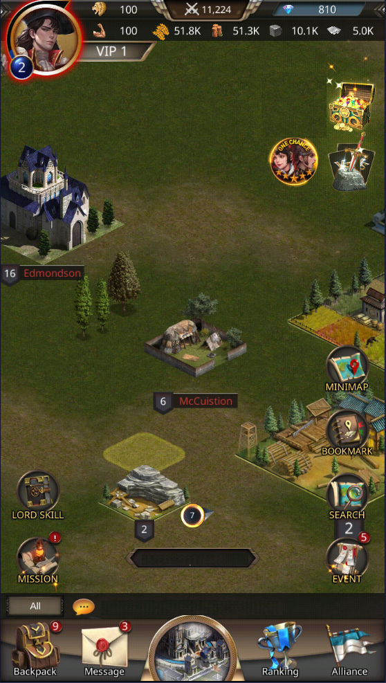 VERSUS : REALM WAR: Game Guide - ▣ AI Lord Conquest  image 3