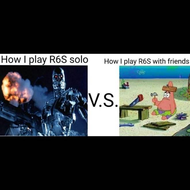 Rainbow Six: Memes - It's so true image 1