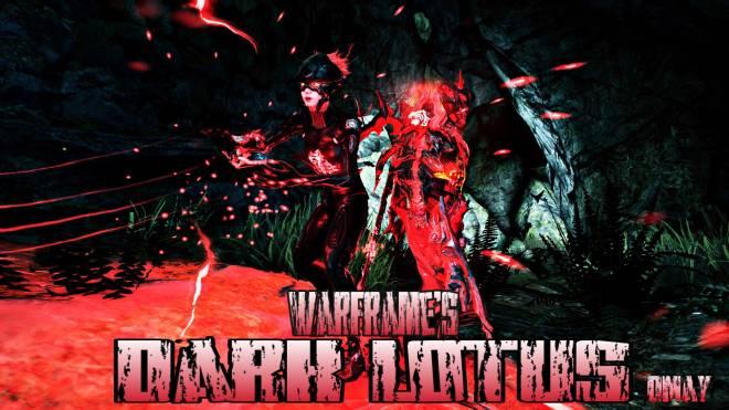 Warframe: General - Warframes dark lotus image 2